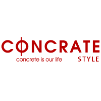 concrate-red